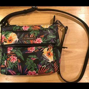 Liz Claiborne cross body purse
